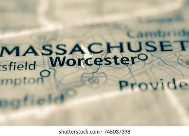 Worcester, Massachusetts, USA.