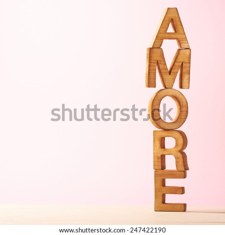the meaning of amore