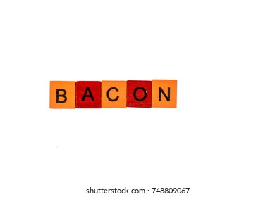 Bacon Sign Stock Photos, Images & Photography | Shutterstock