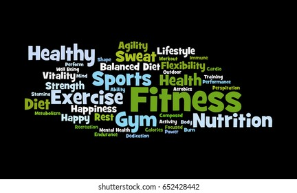 words related to fitness selo l ink co