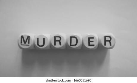 Wortmord bei Würfeln