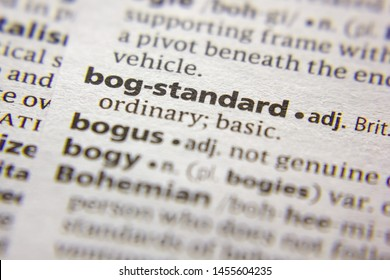 Bogus meaning of the word