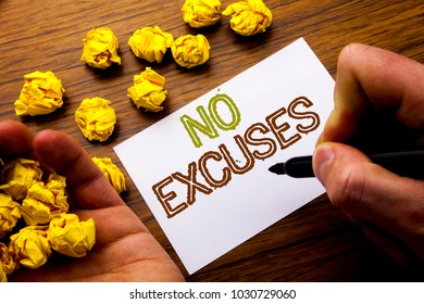 lame excuses meaning
