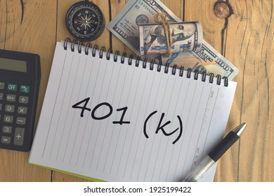 wording 401(k) on noted  book in the United States, a 401(k) plan is an employer-sponsored defined-contribution pension account defined in subsection 401(k) of the Internal Revenue Code
