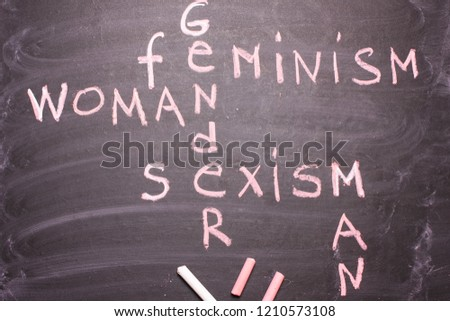 sexism in writing