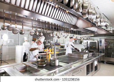 Hotel Kitchen Images, Stock Photos & Vectors | Shutterstock