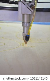 Work of Lazer Cutting Machine