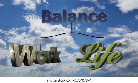 Work Life Balance with Sky