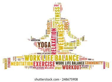 work life balance and well being