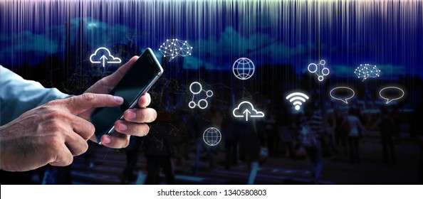 Work with mobile social and clouds to manage CRM in sale and marketing use digital technology to understand, communicate and engage with customer to create personalization experience