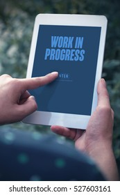 Work In Progress, Business Concept