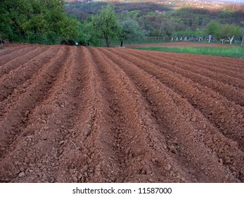 workable land