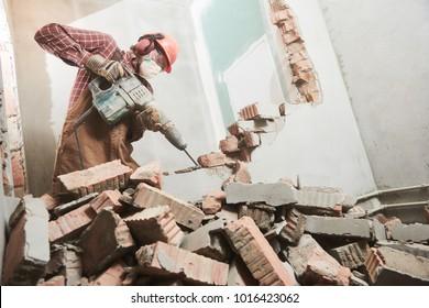 Demolition Tools Images, Stock Photos & Vectors | Shutterstock