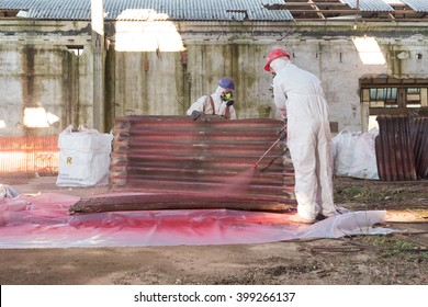 worker, environmental asbestos removal