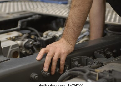 workers for car