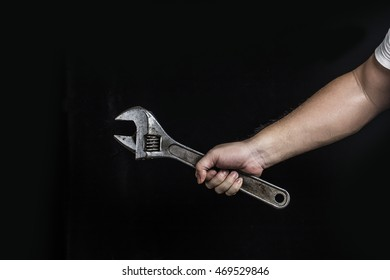 Workers get a wrench, man,