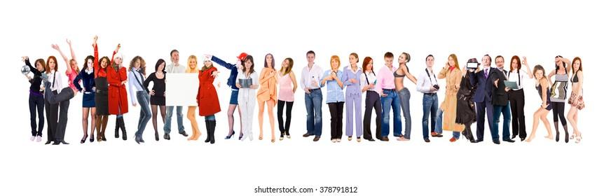 Workforce Concept Corporate Culture