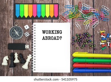 working abroad?