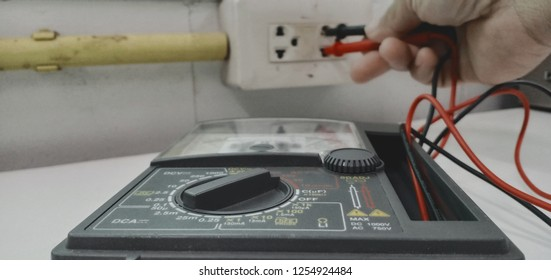 Working check and repair about electriic and plug.