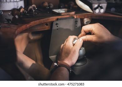 Working metal into beautiful jewelry