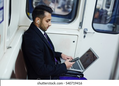 Working in metro