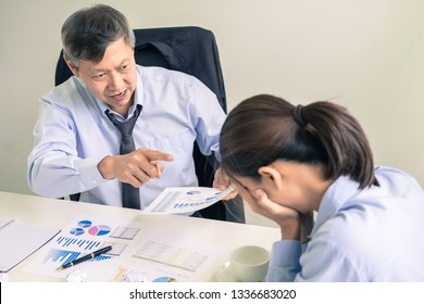working in the office. Manager is not satisfied the argument. Business complaining in discuss during their no reason about mad group of team After office conflict against madly manager.team leader dis
