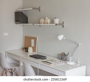 Working space.