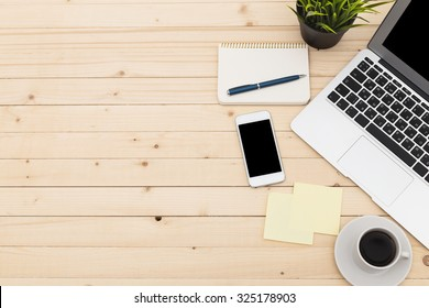 Working space, office technology
