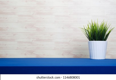 Working table space and decoration