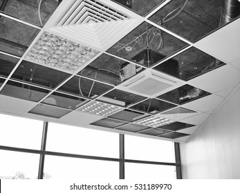 Works Building Finishing Ceiling