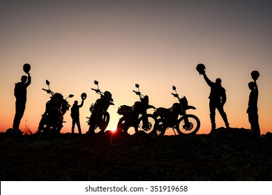 The world of bikers