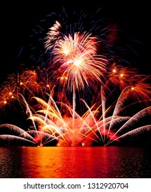 world competition of fireworks