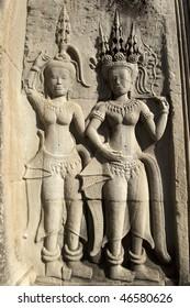 World cultural heritage - angkor wat cambodia siem reap