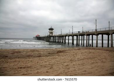 The World Famous Huntington Beach Pier