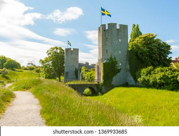 The world heritage city of Visby and surrounding destinations on the Swedish island of Gotland in the Baltic Sea