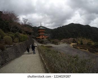 World Heritage Kumano Nachi Shrine