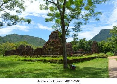 World Heritage Site Misson Sanctuary