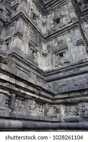 """ World Heritage Site Plan Banan  Temple Relief Indonesia Java Java Yogyakarta"""