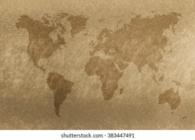 Old map wallpaper images stock photos vectors shutterstock world map vintage pattern for background in light sepia tone grey and white gumiabroncs Image collections