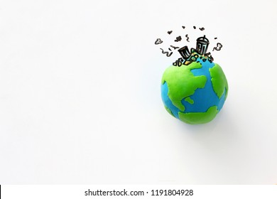 world solid waste problems , Environmental Pollution