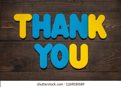 World Thank you Day January 11th word expressing sincere gratitude for the help and good deeds