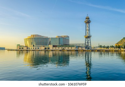World trade center in Barcelona