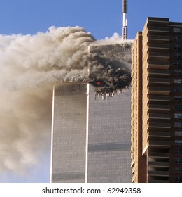 World Trade Center September 11, 2001
