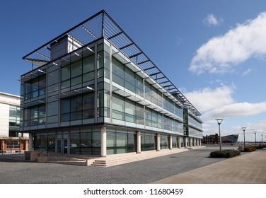 World Trade Centre in Hull UK
