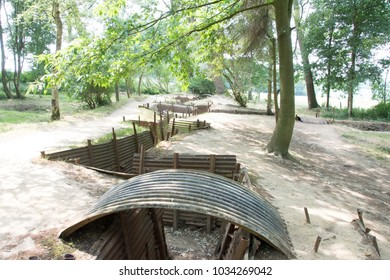 World War 1 Trenches