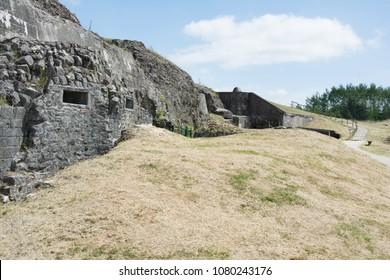 World War 1 Verdun fort