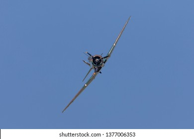World War 2 Australian flighter plane