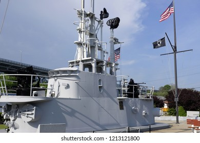 World War II Submarine Memorial East, Groton, Connecticut