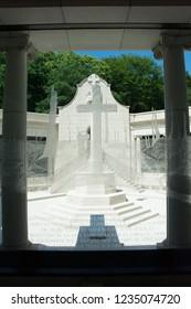 world war one cemetery france
