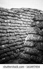 World war One Trench - Belgium